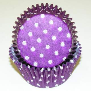 # 450C POLKA DOT PURPLE