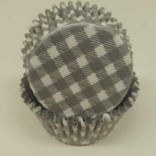 #450C GINGHAM SILVER