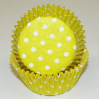 # 450C POLKA DOT YELLOW