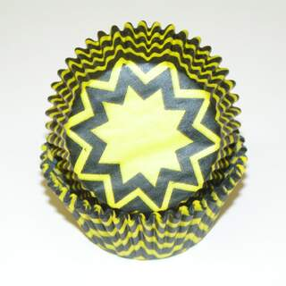 #450C CHEVRON BLACK / YELLOW