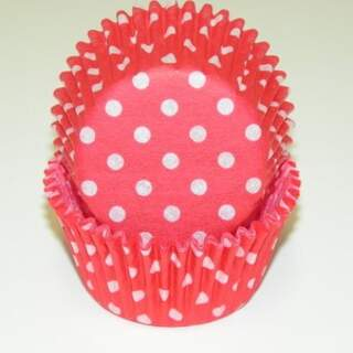 # 450C POLKA DOT RED