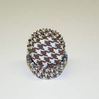 #275 HOUNDSTOOTH BROWN