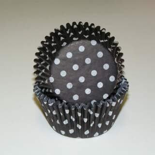 # 275 POLKA DOT BLACK