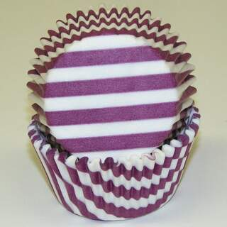 #450C STRIPES BURGUNDY