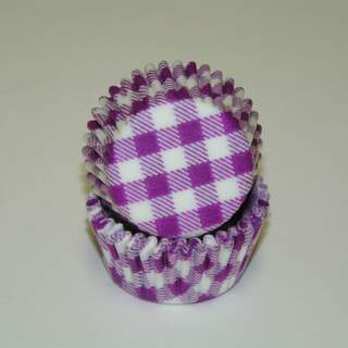 #275 GINGHAM PURPLE