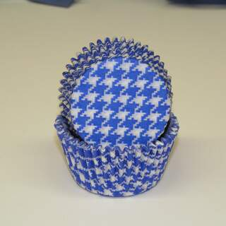 #450C HOUNDSTOOTH BLUE