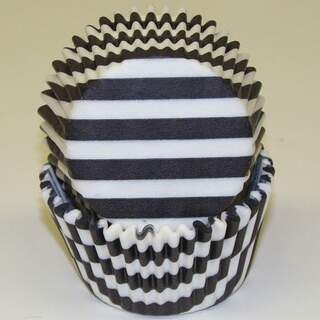 #450C STRIPES BLACK