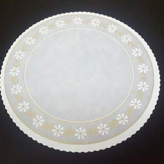 #   80DDS Danish Glassine Doilies