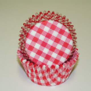 #450C GINGHAM RED