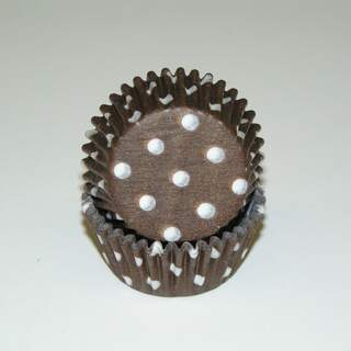 # 275 POLKA DOT BROWN
