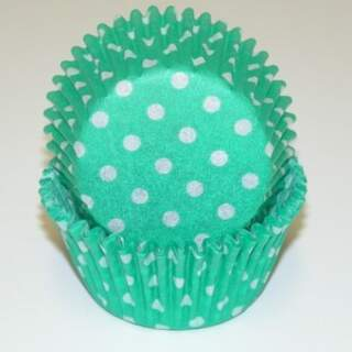 # 450C POLKA DOT GREEN