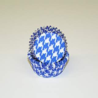 #275 HOUNDSTOOTH BLUE