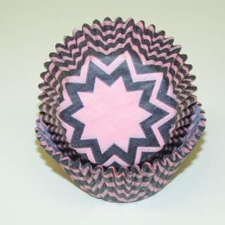 #450C CHEVRON BLACK / PINK