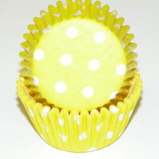 # 275 POLKA DOT YELLOW