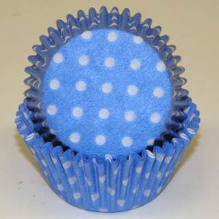 # 450C POLKA DOT LIGHT BLUE