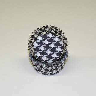#275 HOUNDSTOOTH BLACK