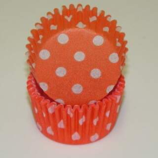 # 275 POLKA DOT ORANGE