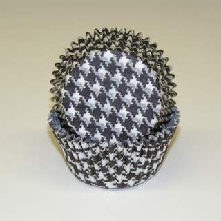 #450C  HOUNDSTOOTH BLACK