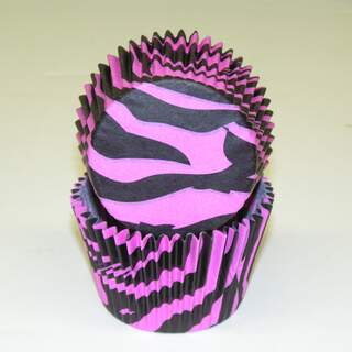 #450XL ZEBRA BLACK W/ PINK