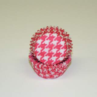 #275 HOUNDSTOOTH RED