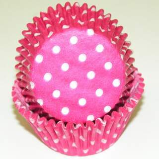 # 600 POLKA DOT HOT PINK